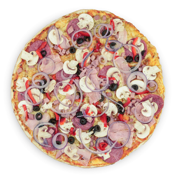 24. Pizza time